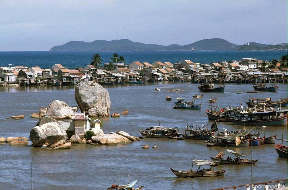Nha Trang: cἀng cά