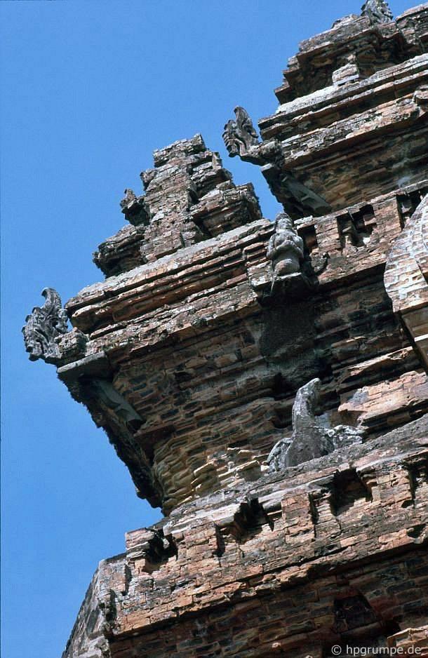 Nha Trang: Thάp Po Nagar, chi tiết