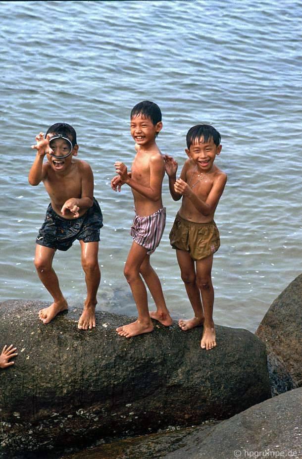 Nha Trang: trẻ em