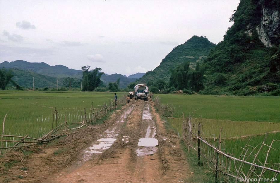 Con đường đến thάc Bἀn Giốc