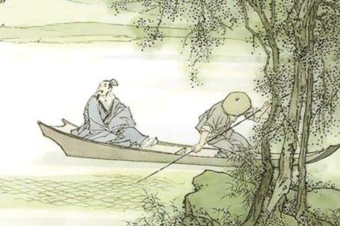 Câu chuyện xưa: Lưu Vũ Tích ngăn thuyền đắm - Tân Sinh