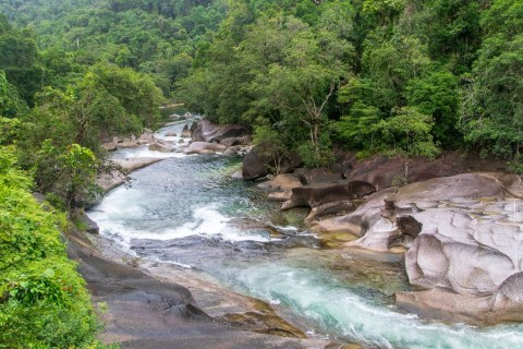 Beyond the chute   The Boulders, Babinda   Peter Albion   Flickr
