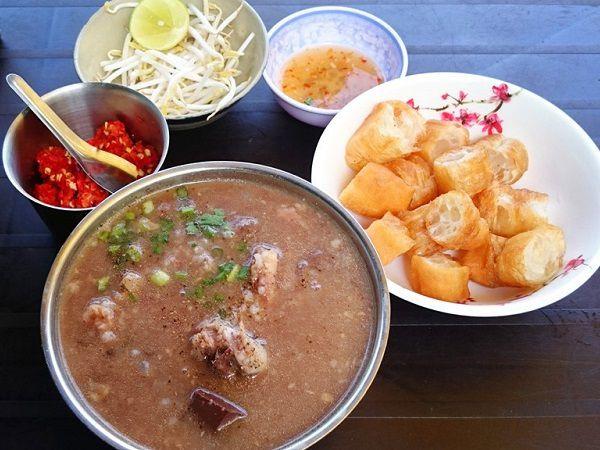 Cách nấu món cháo Tiều của Người Hoa - Kênh ẩm thực hoa