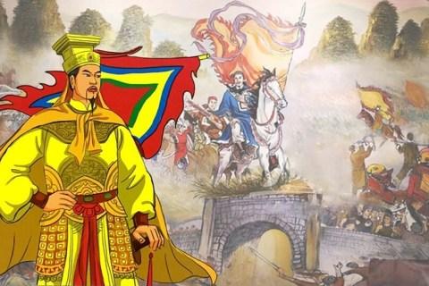 Sai lầm bỏ trưởng lập thứ của vua Đinh Tiên Hoàng