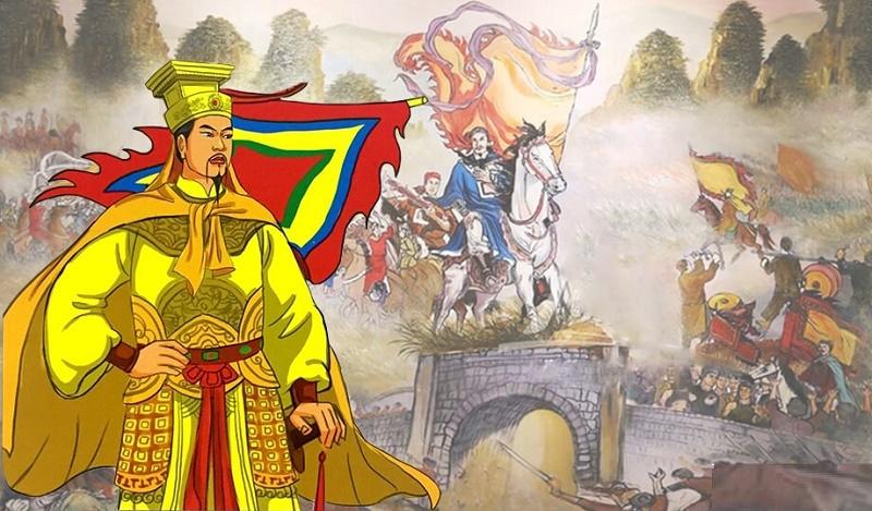 Sai lầm bὀ trưởng lập thứ cὐa vua Đinh Tiên Hoàng