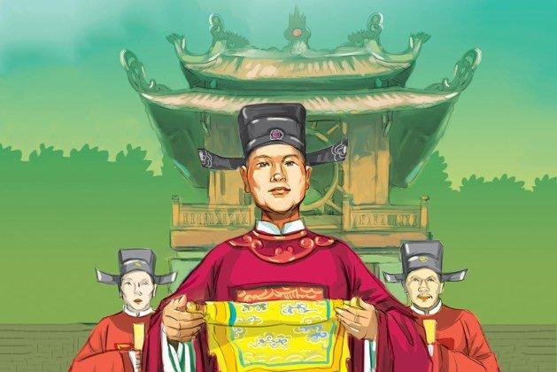 Giai thoại trạng nguyên Hoàng Văn Tán