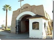 Yuma Prison Gate