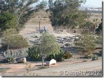 Yuma Prison Graveyard