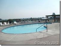 Adult pool Bend-Sunriver Resort