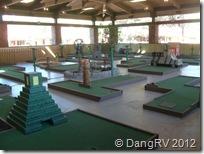 Sunriver miniature golf