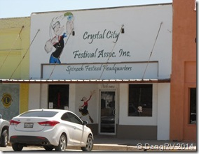 Crystal City Spinach Festival