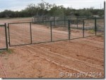 muddy gate