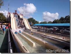 Schliierbahn speed slides