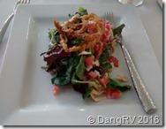 Park Plaza salad