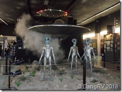 Alien invasion in Roswell, NM