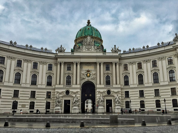 Hofburg - the Imperial Palace