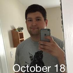 19 Dan Hefferan October 18