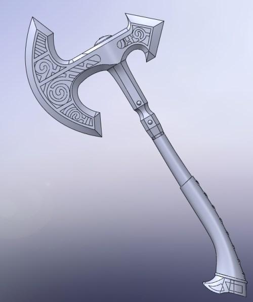 Skyrim_axe