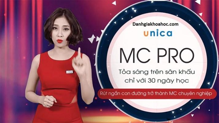 Đánh giá khóa học MC Pro - Toả sáng trên sâu khấu chỉ với 30 ngày học