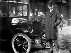 Henry Ford Filed For Bankruptcy