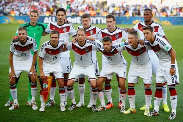 2014 World Cup The Finale | INSTANT SCRIPT