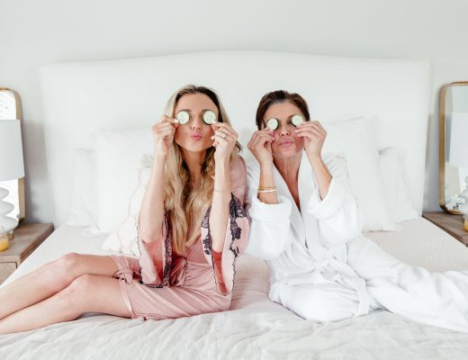 Dani Austin and Mom Beauty Tips March