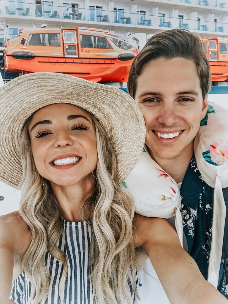 mediterranean cruise honeymoon
