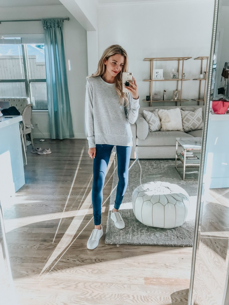 alo yoga outfit nordstrom sale