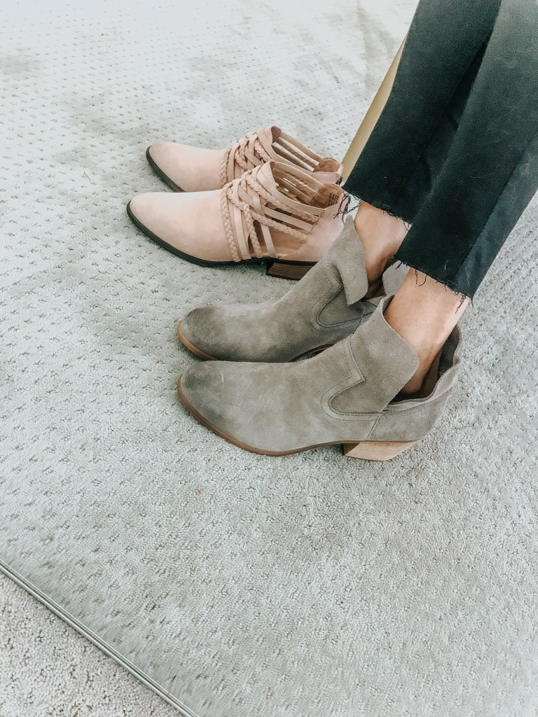 booties on sale nordstrom
