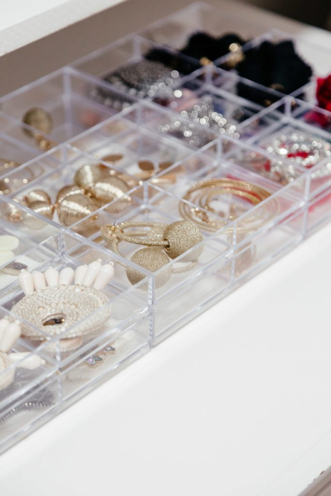 earring organization tips dani austin