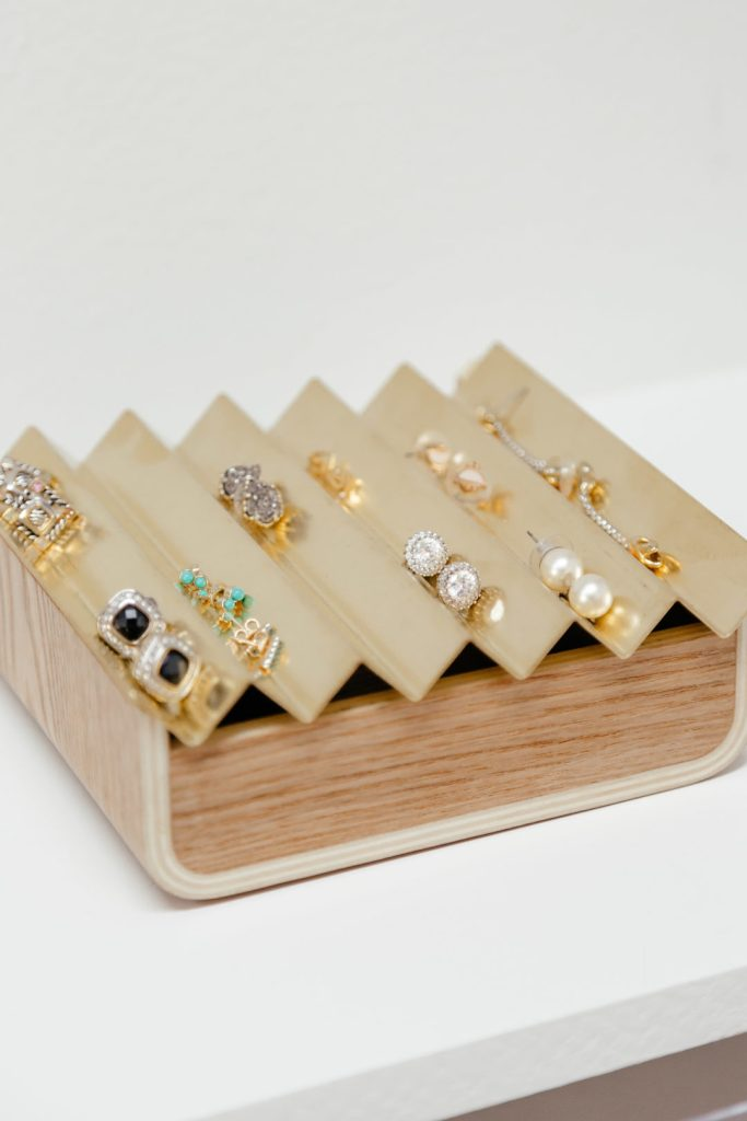 jewelry organization ideas dani austin