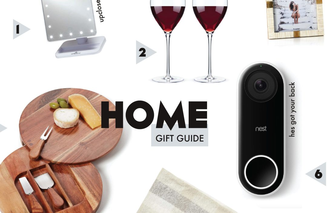 home gift ideas christmas 2018