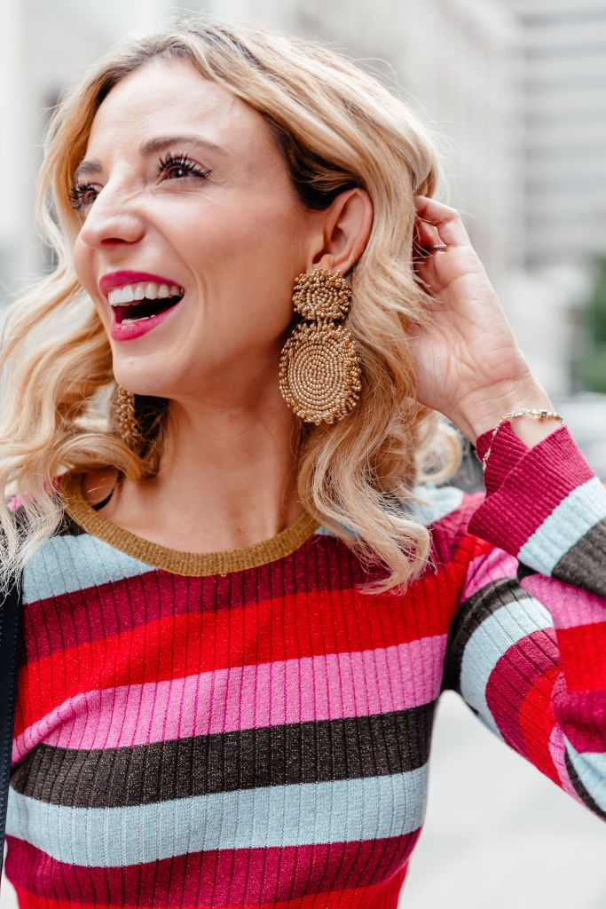 dani austin baublebar earrings