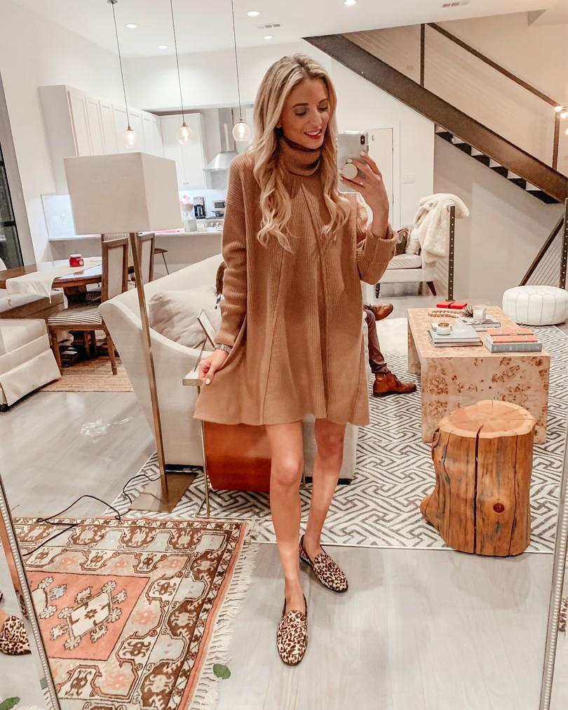 51f770d3ac2 dani austin sweater dress Red Dress Boutique Try On Haul