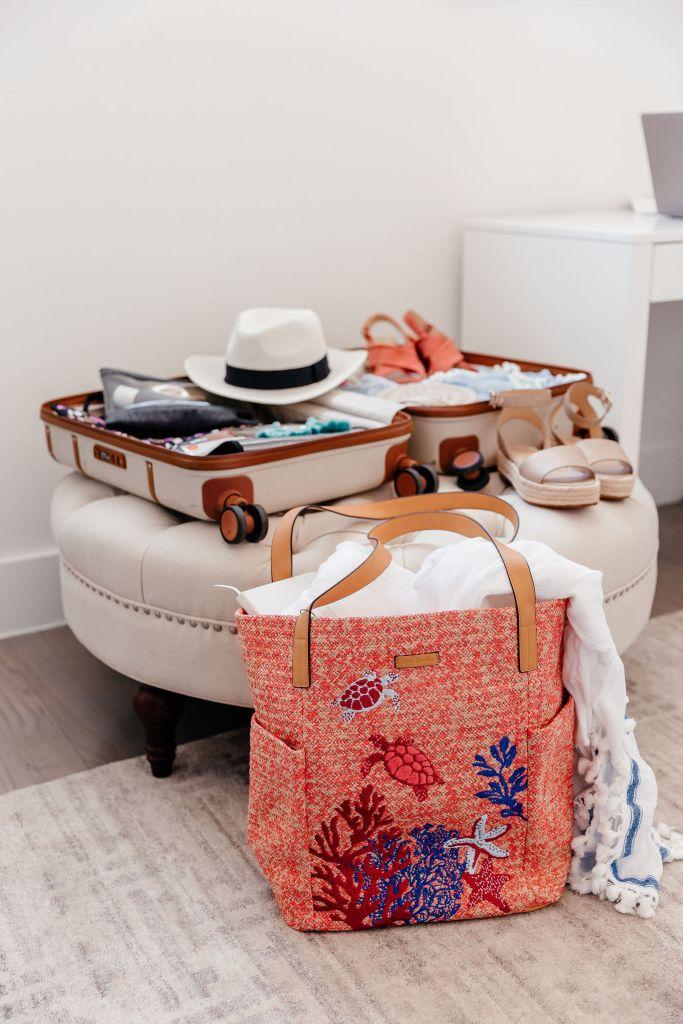 mini vacation essentials