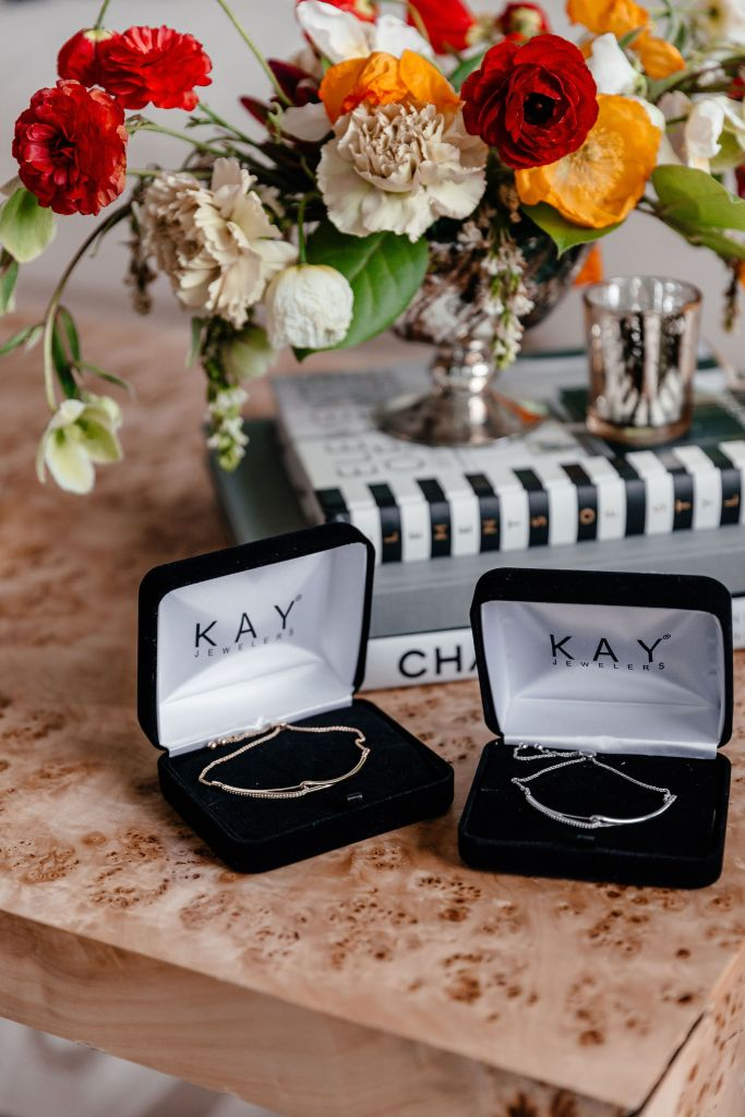 KAY jewelers love and be loved bolo bracelets