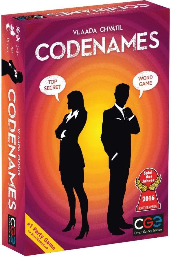 dani austin quarantine lockdown board card game night in family friends code names