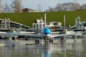 KLM pensioengerechtigde leeftijd