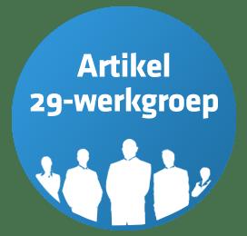 artikel 29-werkgroep AVG
