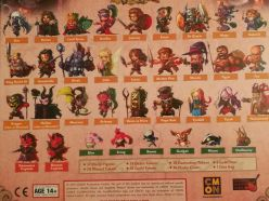 So many heroes to choose from!