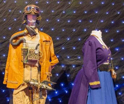 Steampunk Star Wars costumes