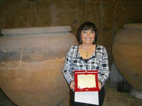 Sala del Carroccio al Campidoglio di Roma, premiazione del concorso letterario nazionale Memorial Miriam Sermoneta.