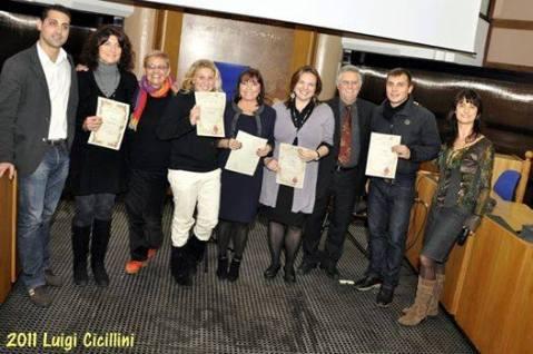 Premiazione del concorso letterariio nazionale La Città e il Mare