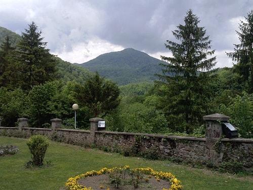 manastirea tismana gorj