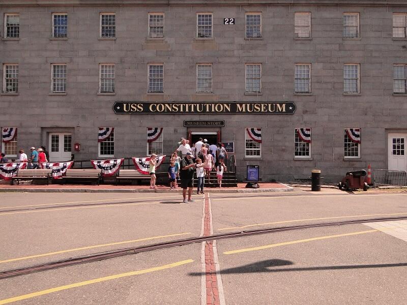 uss constitution boston