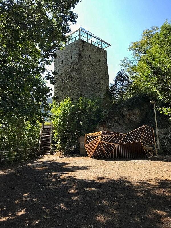 turnul negru brașov