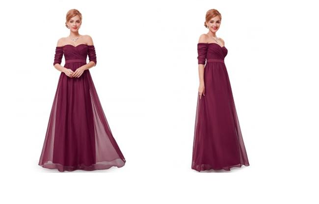 rochie ryta bordeaux rochia lunii octombrie daniela bojinca blog