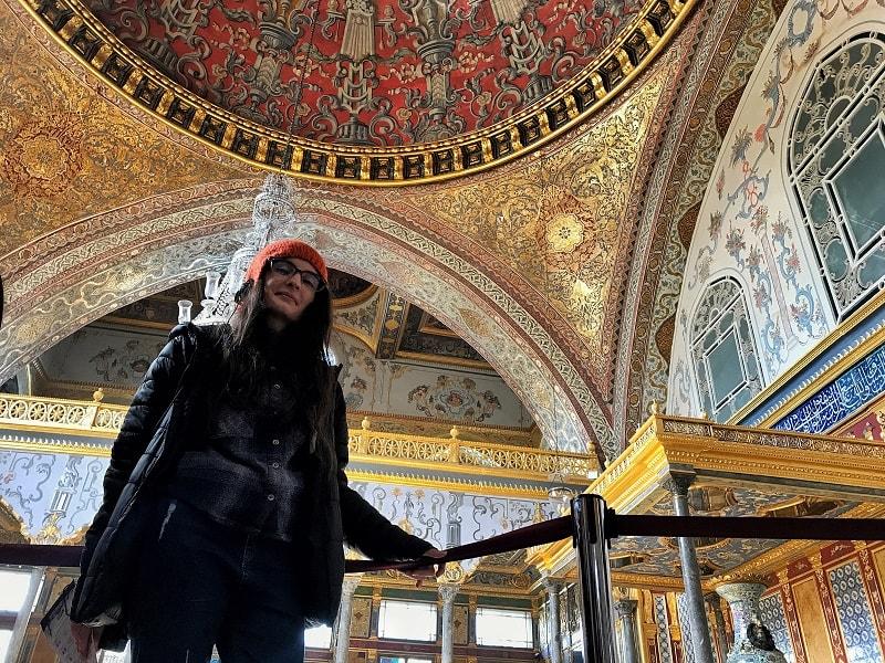interior palatul topkapi istanbul daniela bojinca blog