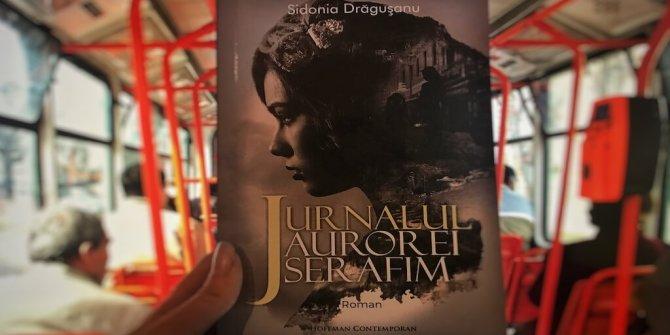 cartea din autobuz jurnalul aurorei serafim sidonia drgagusanu roman daniela bojinca blog