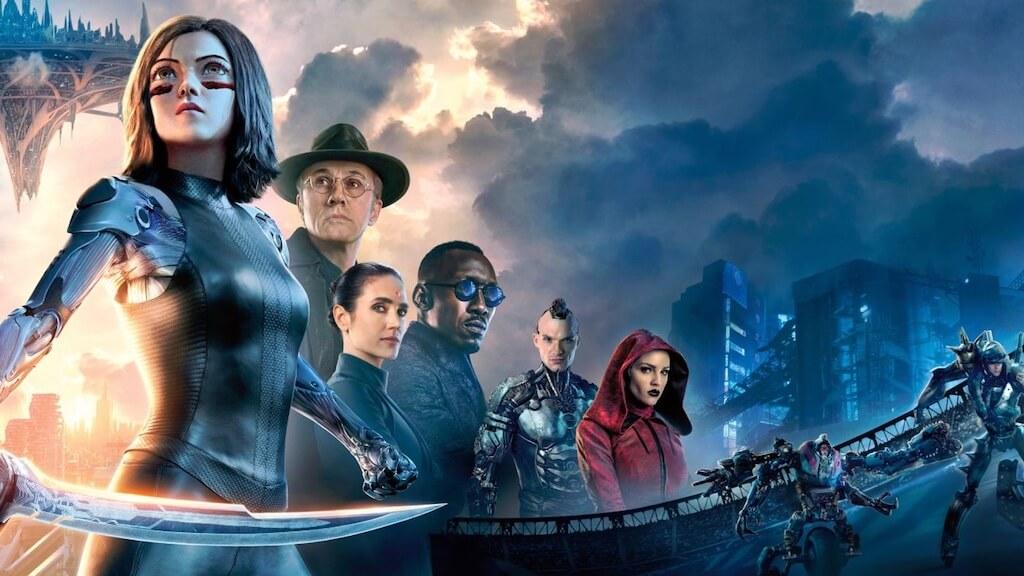 alita battle angel film science fiction imax cgi cinema city recenzie daniela bojinca blog